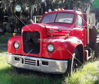 Looking for Mack truck B61