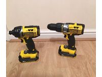 Stanley fatmax 18volt drill and driver