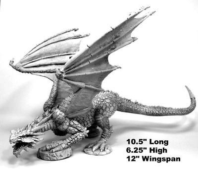 1 x MARTHRANGUL GRAND DRAGON - BONES REAPER figurine miniature rpg great 77542