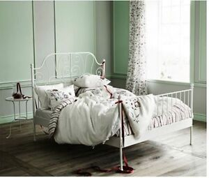 WANTED IKEA LEIRVIK QUEEN SIZE BED FRAME