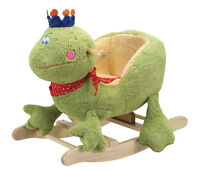 Rocker, Charming Frog with Crown (REDUCED PRICE!!)