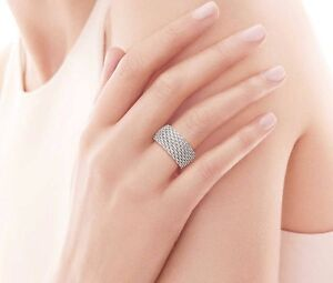 Authentic Tiffany & Co Sommerset Ring sz 8