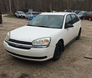 Parting out!! 2005 Malibu Maxx LS