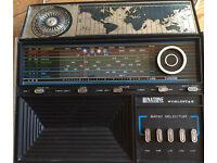 Retro Binatone worldstar radio.