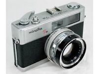 Minolta Hi-Matic 7s £30