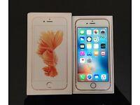IPHONE 6S 16GB ROSE GOLD UNLOCKED!