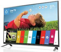 "LG 50LB6300 50"" 1080p 120Hz Direct LED Smart HDTV"