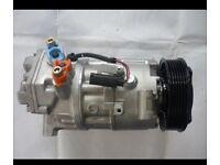 BMW air conditioning compressor