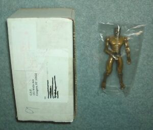 Toyfare Marvel super hero Molten Man (Spider-Man) action figure