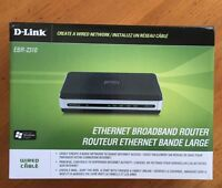 D-Link Wired Router