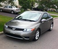 Honda Civic 2008 LX coupe