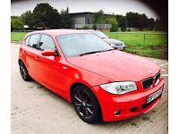 ★🚗★ 2007 BMW 1 SERIES 120D M SPORT ★ DIESEL ★ MOT AUGUST 2017 ★ CAT-C ★ KWIKI AUTOS ★