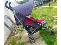 Maclaren stroller pushchair pickup London or slough sl2