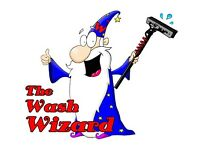 The Wash Wizard Window cleaner cove aberdeen