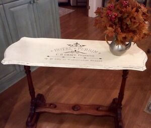 Table - console - Table