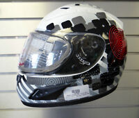 Kids & Youth Full Face Snowmobile Helmets