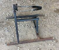 OUTBOARD MOTOR STAND UP TO 20HP