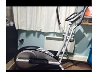 Kettler Zenith Cross trainer used but fully in working condition