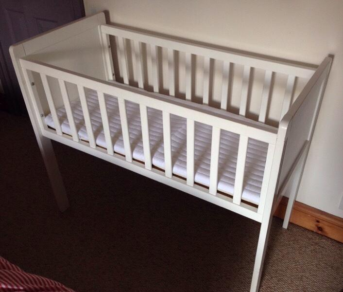 Mothercare Baby Crib Bed In Norwich Norfolk Gumtree