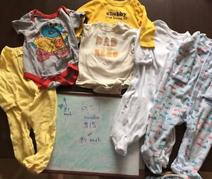 Baby clothes! 0-12 months, over 40 items, boy and girl Kitchener / Waterloo Kitchener Area image 6