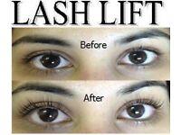Eyelash Lift and Tint, Beauty Treatments