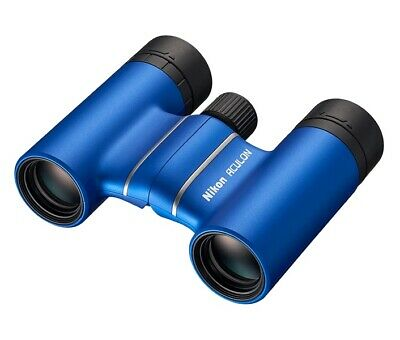 Nikon Aculon T02 8x21 Compact Binoculars - Blue