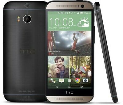 HTC One M8 Android HD Smart Phone, 32GB, Harmon Kardon Edition (Sprint)