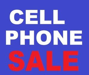 New Cell phone Sale Unlocked from $99.95 ! with warranty !