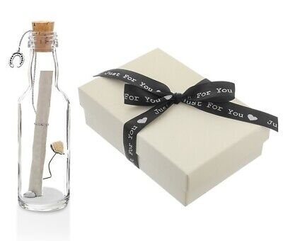 Personalised Wedding Invitations Message in a Bottle Gift | CARD - Message In A Bottle Invitations
