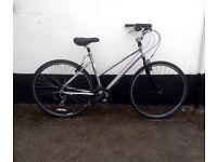 "LADIES DAWES HYBRID BIKE 19"" FRAME £65"