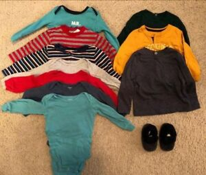 Baby clothing lot 9-12 months