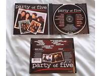 Party Of Five [Soundtrack/various artists] (CD)