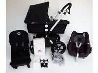 3rd Generation Bugaboo CAMELEON! Lovely package in as new condition, inc Maxi Cosi Pebble+adapters