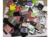 Tablet, iPad & Other Cases And Covers approx 120 pieces JOB LOT CAR BOOT MARKET TRADERS
