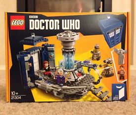 Lego Ideas Dr Who New