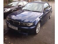 BMW 318CI Convertable