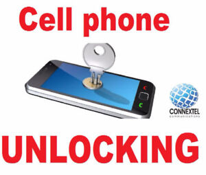 Cell phone Unlocking Bell Rogers Telus Fido Wind From $19.99