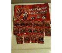 Unopened Complete Set of 20 Homegrown Hockey Heroes Pins