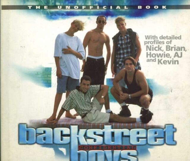 Backstreet Boys Confidential #BN3217