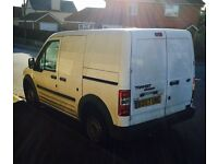 Ford transit connect 1.8 TDCi T200 SWB lead-in-4door 2007