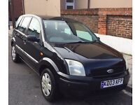 FORD FUSION2 1.4 PETROL LONG MOT PORTSMOUTH
