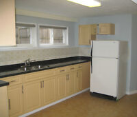 2 bedroom bright basement availabe in May