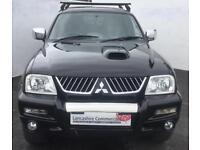 Mitsubishi L200 4WD LWB 4LIFE ANIMAL DCB P/U
