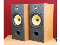 B&W 602 Speakers - Mint Condition - Home Theatre , DJ , Office