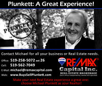 Contact me for your Business & Real Estate Needs