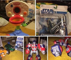 Toys - Some New - $2