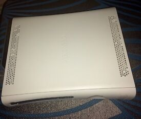 WHITE XBOX 360 JASPER
