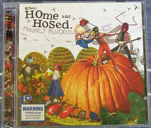 Australian indie 2 CD compilation - Triple J - Home And Hosed JG1 Blacktown Area Preview