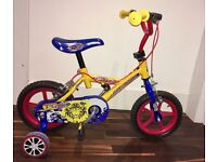 Kids children's Bike Age 3-5