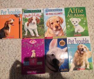 Lot of 7 Dog Themed Books Peterborough Peterborough Area image 1